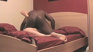 Homemade interracial mom breeding with black guy wanting his sperm