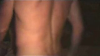 Shared hot milf fucked in mouth and cunt by first BBC