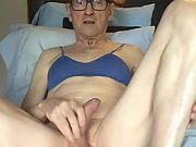 Exposed Faggot Pervert Slut Beats Off, Cums, Plays Peekaboo