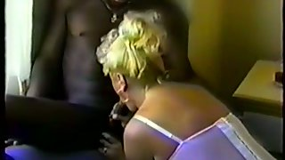 Interracial Blonde Mom First Taste Of Black Dick And Loves The 8 Inch