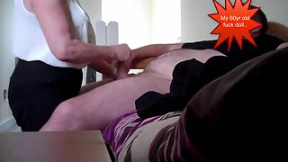 My 60yr old neighbour fuck doll can get enough - vol.1