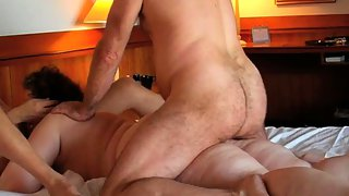 Married wife sex mature swingers sharing one woman