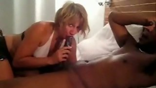 Big black cock and a hot wife