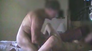Pussy fucked wife massive orgasm being rammed with a dildo